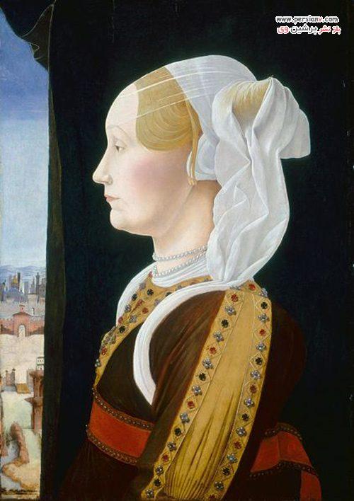 معیارهای زیبایی در گذشته