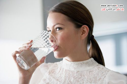 آب کردن چربی شکم