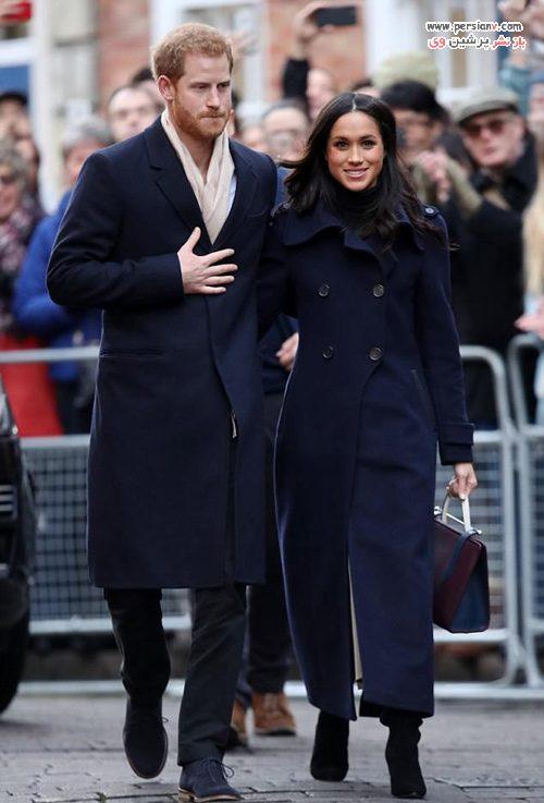 تدارکات ازدواج پرنس هری