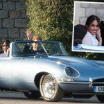 قیمتی ترین خودروها در مراسم عروسی پرنس هری و مگان مارکل