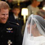 عروسی شاهزاده هری و مگان مارکل با حضور سلبریتی ها