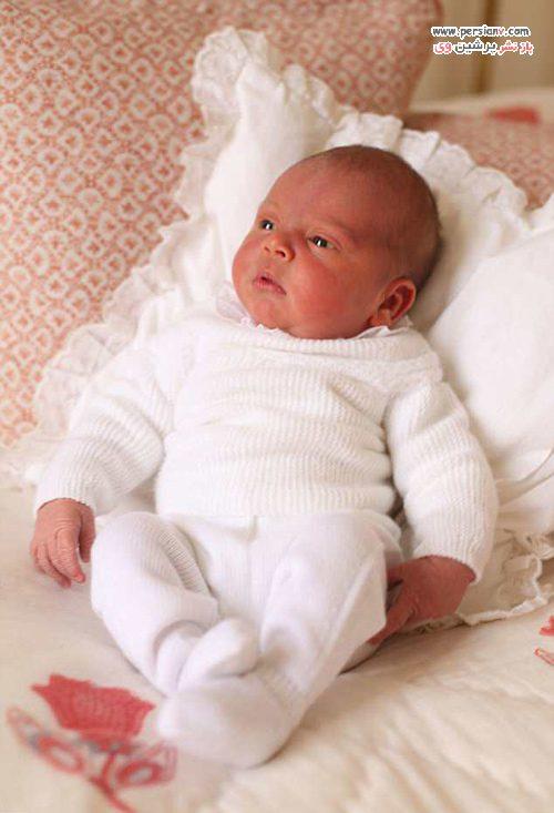عکس جدید پرنس لوئیس