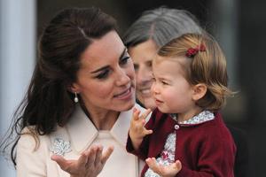 انتشار دومین عکس رسمی از پرنس لوئیس نوزاد جدید کیت میدلتون