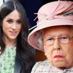 اولین حضور عمومی مگان مارکل و ملکه الیزابت در کنارهم!