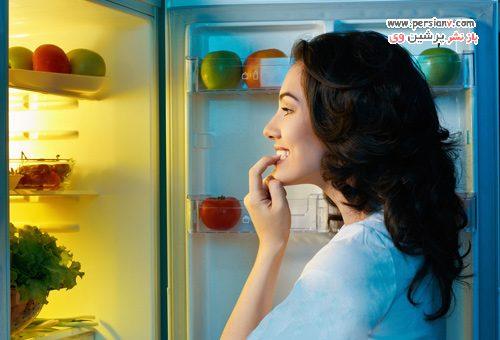 عادت های غذایی برای کاهش وزن