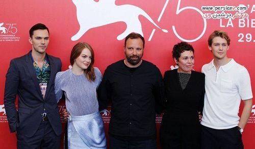 جشنواره فیلم ونیز 2018