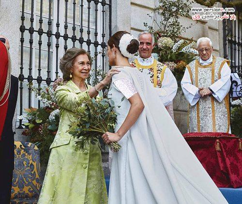 ثروتمندترین زن اسپانیا