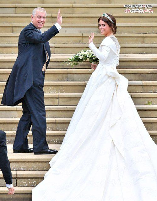 عروسی پرنسس یوجین