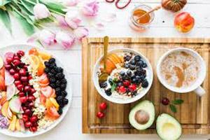 مواد غذایی ضد چربی برای لاغری و سوزاندن کالری!