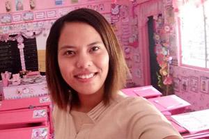 کلاس درس جذاب و فانتزی خانم معلم فیلیپینی