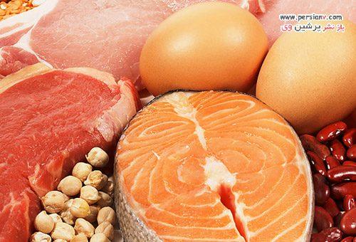رژیم های پروتئینی