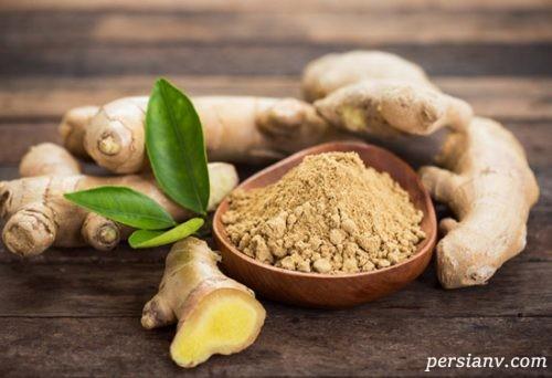 فواید درمانی مصرف زنجبیل و خواص حیرت انگیز این ماده غذایی