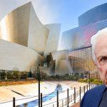 ساختمان هایی با معماری های خاص اثر معمار معروف فرانک گری