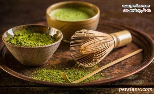 کاهش وزن با چای سبز
