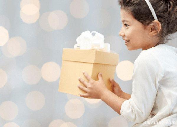 ایده های عالی کادو عید نوروز برای کودکان