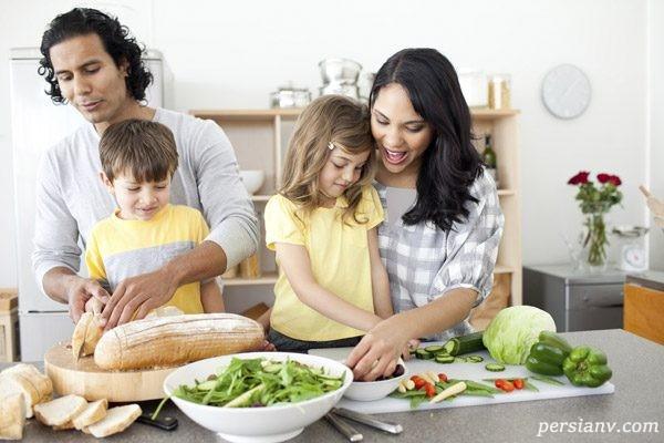 لیست مواد غذایی مفید برای داشتن تغذیه و زندگی سالم در سال نو