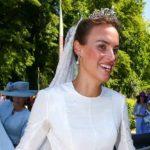 عکس های عروسی شاهزاده آلمان با یک مدل امریکایی