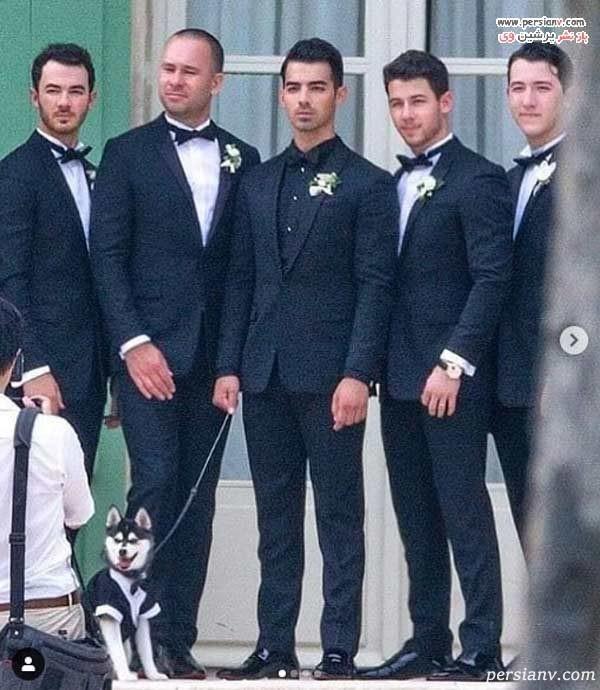 عروسی سوفی ترنر