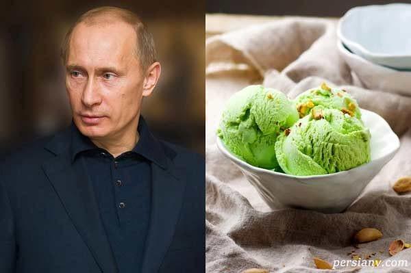غذای مورد علاقه سیاستمداران و رهبران معروف دنیا