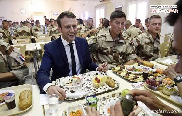 غذای مورد علاقه سیاستمداران