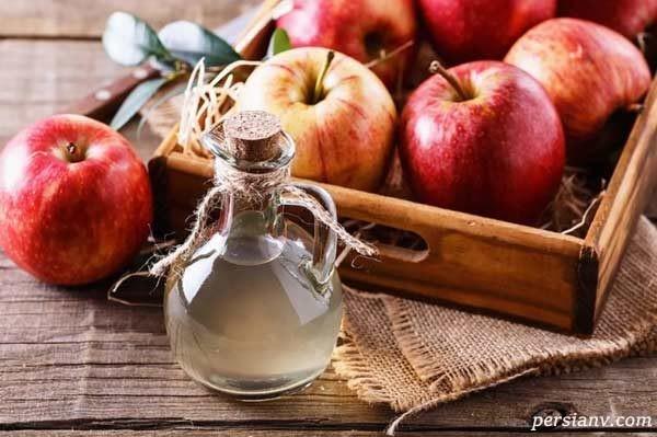 لاغری با سرکه سیب و نحوه عملکرد آن در بدن برای چربی سوزی