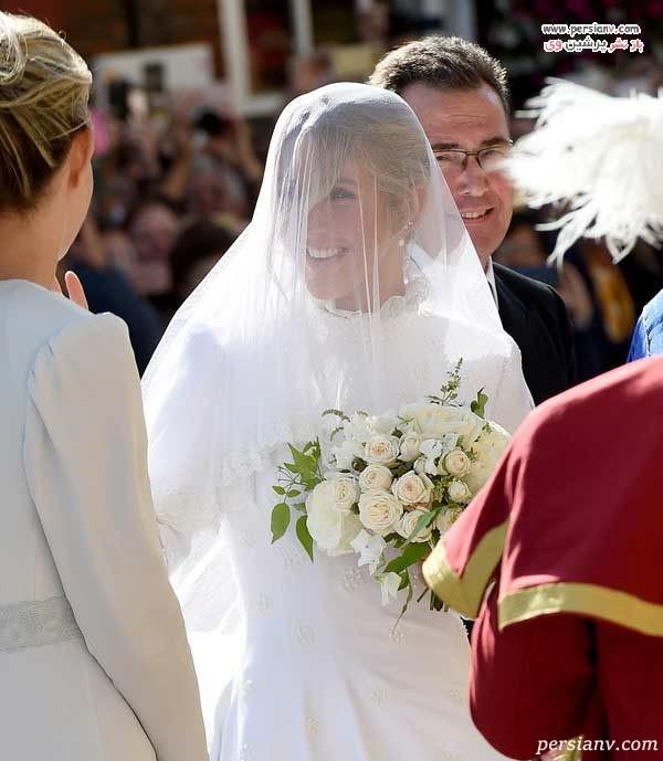 عروسی الی گولدینگ