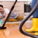 لاغری با کارهای خانه و انجام فعالیت های روزمره در منزل