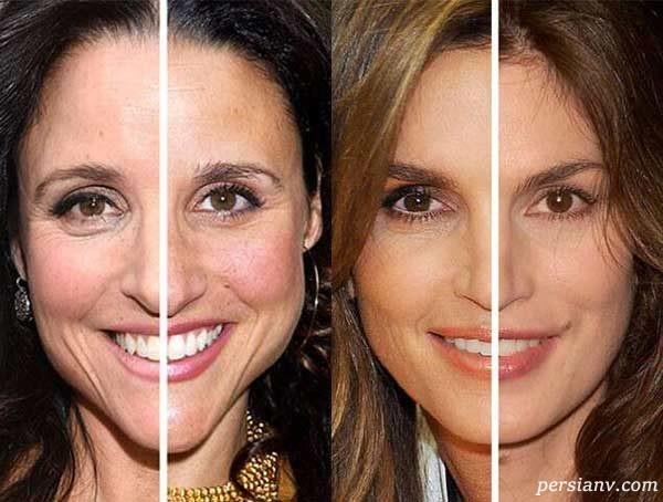 بازیگرانی که جوان ماندند و روند پیری آنها معکوس است