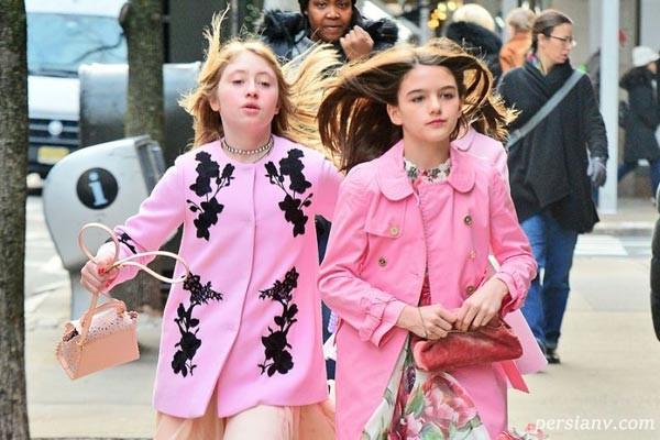 ثروتمندترین بچه های جهان از کودکان کیت میدلتون تا دختر تام کروز