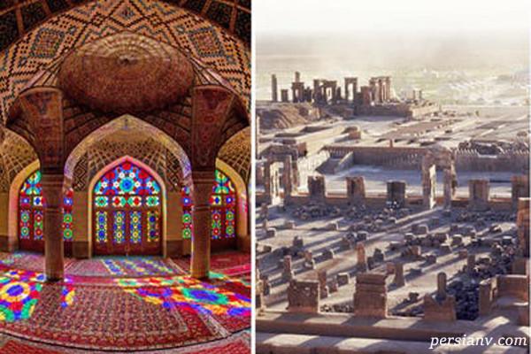 مراکز فرهنگی ایران که از دیدگاه گاردین جواهرات ایران هستند