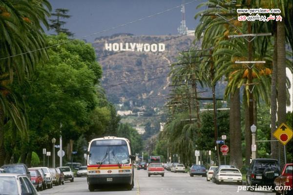 پیاده رو مشاهیر هالیوود