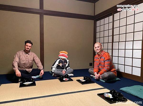 کتی پری در ژاپن