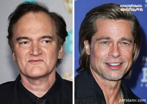 چهره های هالیوودی