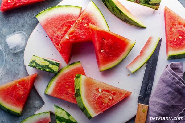 خوراکی های مفید در تابستان برای لاغری و تناسب اندام