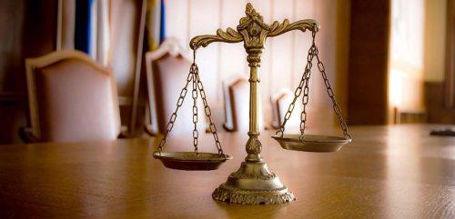 جرائم قضات