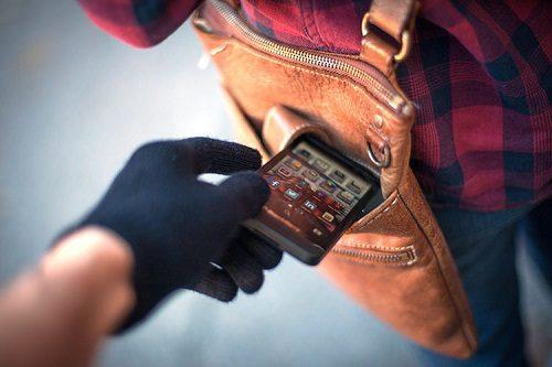 سرقت موبایل