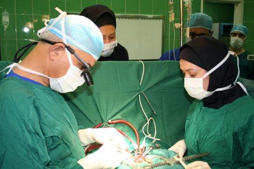 مجازات مداخله غیرمجاز در امور پزشکی