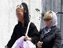 زنان بدحجاب چگونه مجازات می شوند؟