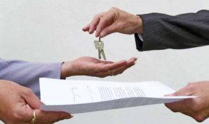 دریافت ودیعه از موجر قبل از اتمام قرارداد