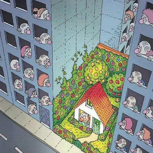 مزاحمت در محیط آپارنمان نشینی