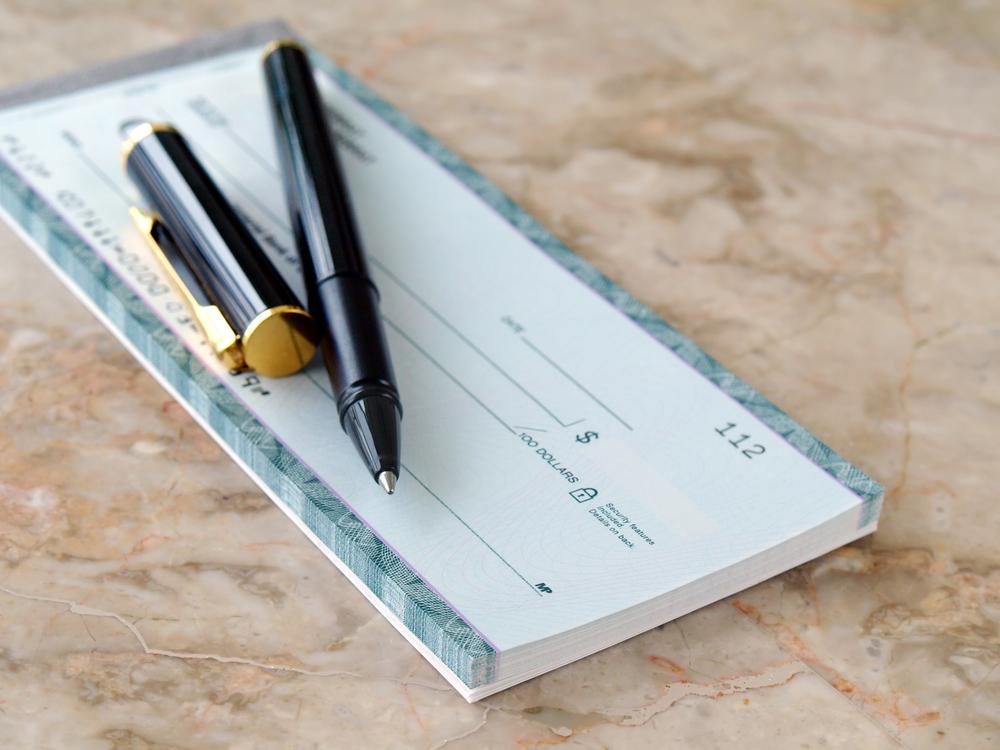 پاس کردن چک برگشتی