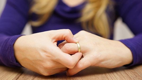 طلاق دادن زن توسط مرد