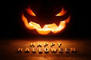 جشن هالووین در ۳۱ اکتبر