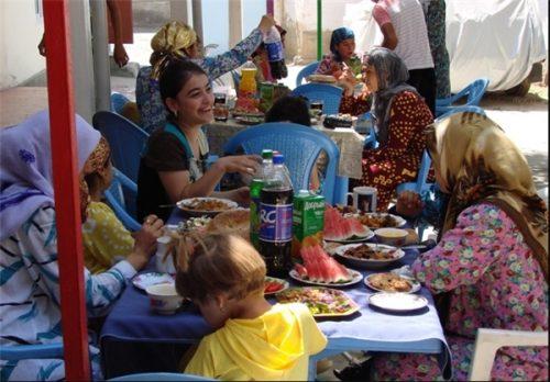 رمضان در تاجیکستان