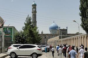 تاجیکستان | رمضان در تاجیکستان به روایت تصاویر