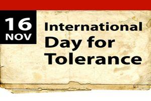 روز جهانی مدارا در ۱۶ نوامبر