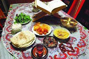 ساوه در ماه مبارک رمضان   آداب و رسوم مردم ساوه در ماه مبارک رمضان