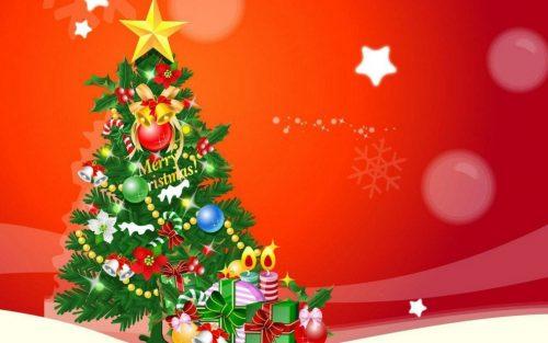 درخت کریسمس افسانه ای