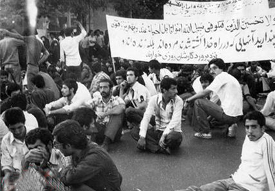 بازگشت امام خمینی به ایران + تصاویر