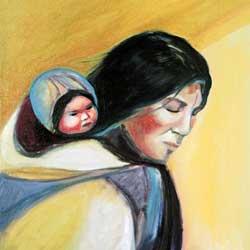 لالایی ترکمن چگونه است ؟ / هودی به چه معناست ؟